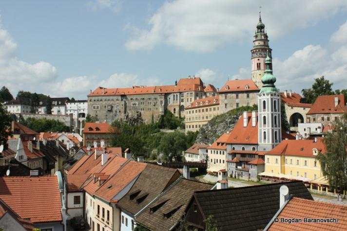 Castelul din Český Krumlov