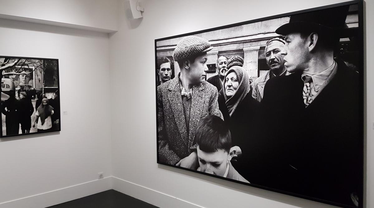 William Klein și expoziția de la Nisa