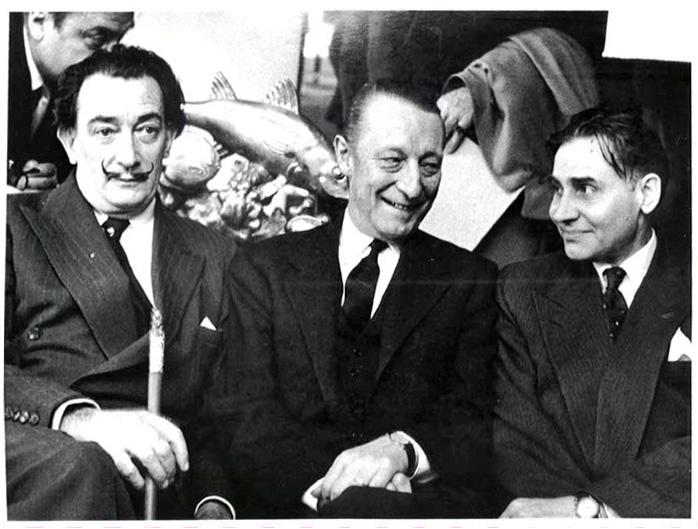OK-Salvador-Dali,-Kurt-Waldheim,-Constantin-Antonovici