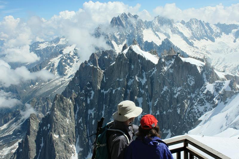 03. Admirând piscurile și ghețarii de la altitudinea de 3842 metri