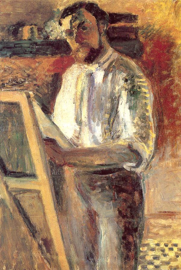 Self Portrait, Private Collection, 1900
