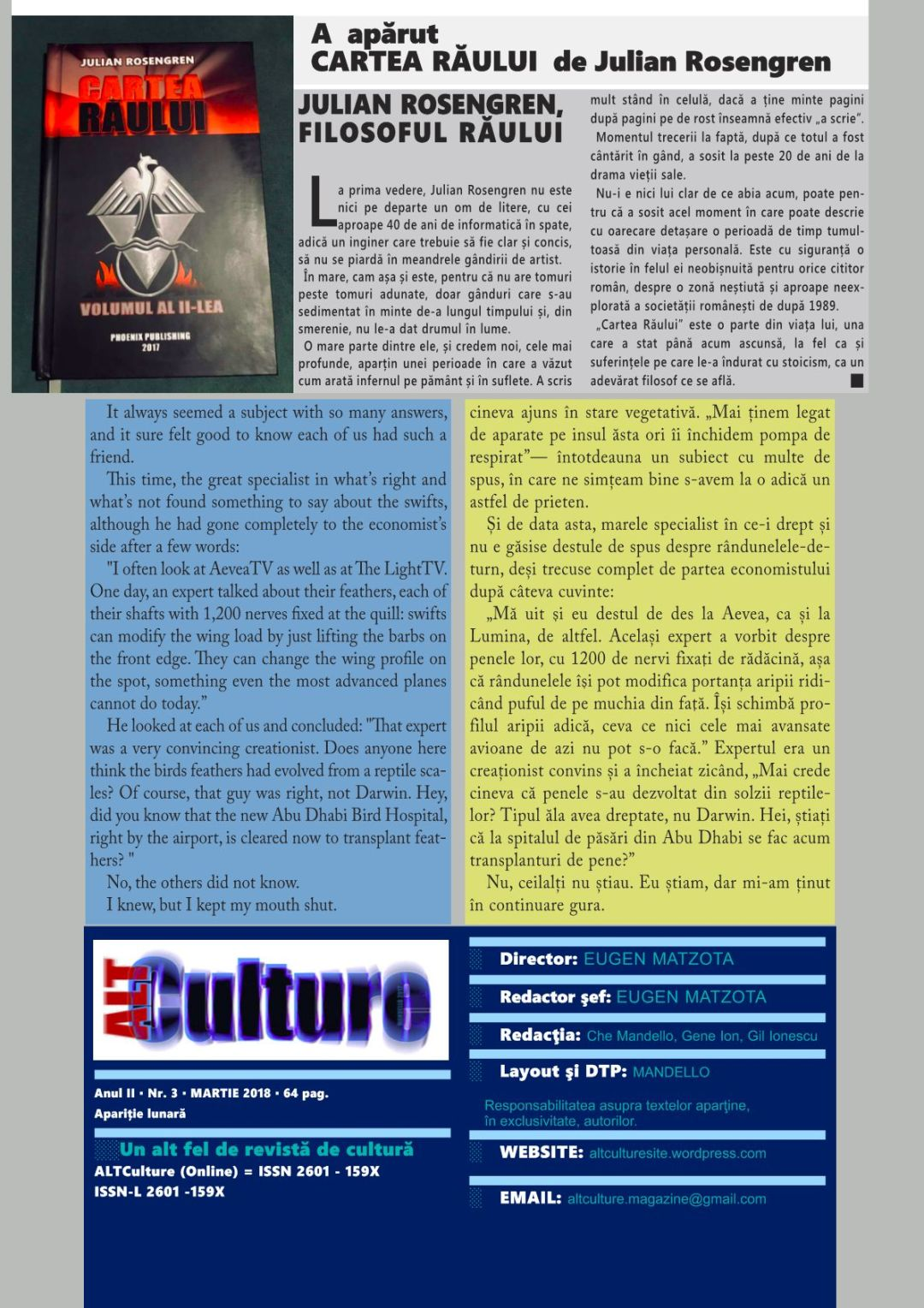 ALT.culture 03.2018 64
