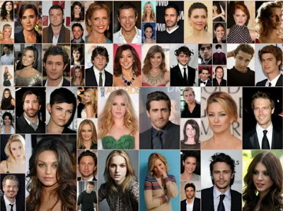 Famous and Beautiful Jewish Actors and Actresses (Jewish Humor Central)