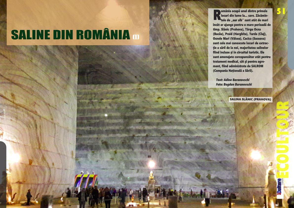 ALTculture 07/2020 – SALINE DIN ROMÂNIA (I)