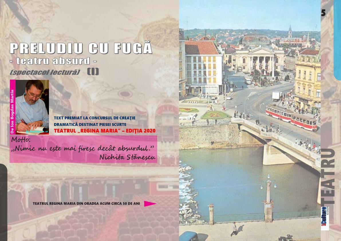 ALTculture 12/2020: PRELUDIU CU FUGĂ (I)