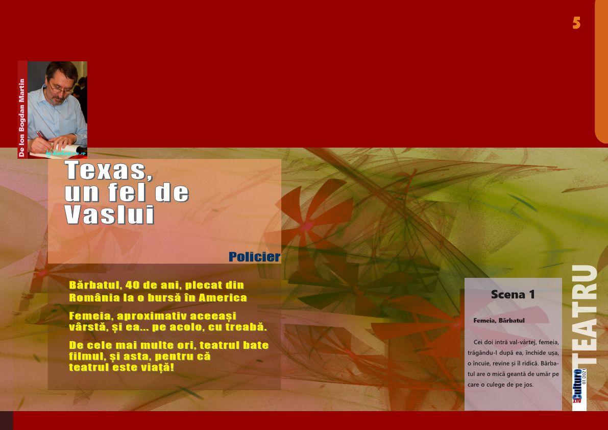 Texas, un fel de Vaslui